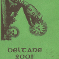 2001 Beltane Performer Pass