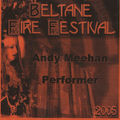 2005 Beltane Performer Pass