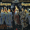 Year Unknown C Spring Equinox Flyer Front