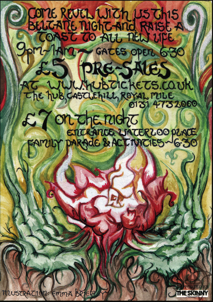 Year Unknown E Beltane Flyer Back.jpg