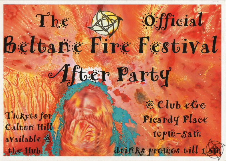 Year Unknown H Beltane After Party Flyer Front.jpg