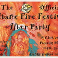 Year Unknown H Beltane After Party Flyer Front